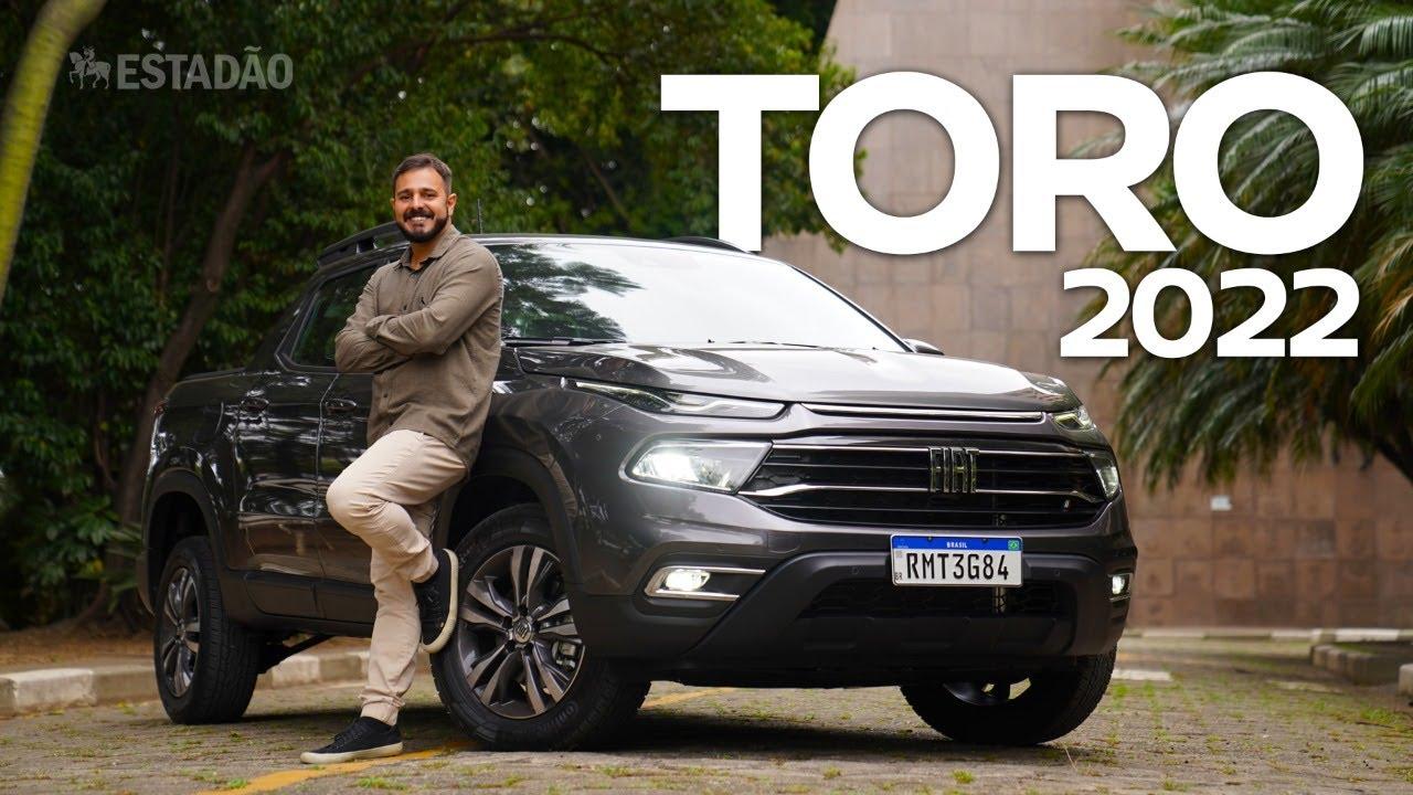 Nova Fiat Toro Freedom 1.3 turbo flex está em outro patamar