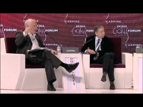 In Conversation with Jean Todt, Sir Frank Williams and Michelle Yeoh | Doha GOALS 2012
