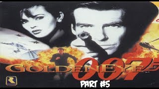 GoldenEye 007 (Secret Agent) #5 - Memorable Archives, Repetitive Explosions