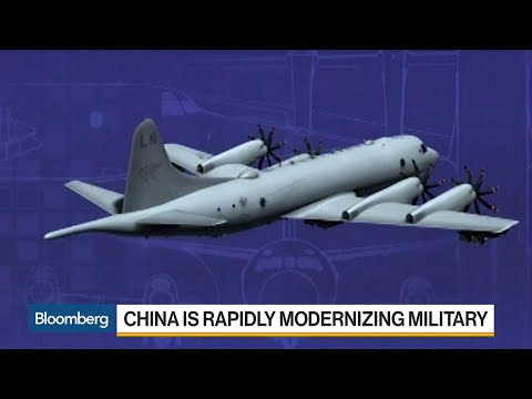 U.S. Sees China's Military Expansion