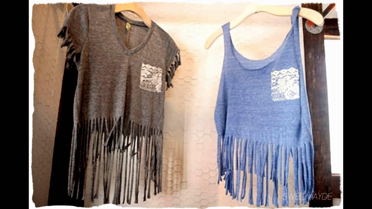 Como reciclar ropa como reciclar ropa reciclar ropa de for Como reciclar ropa interior