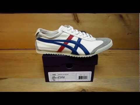 Nippon Made Onitsuka Tiger Mexico 66 White