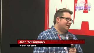 Josh Williamson Unveils the Illuminati on Marvel LIVE! at San Diego Comic-Con 2015