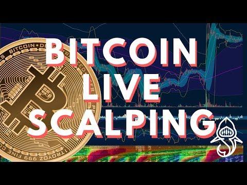 Bitcoin 5m Chart LIVE SCALPING