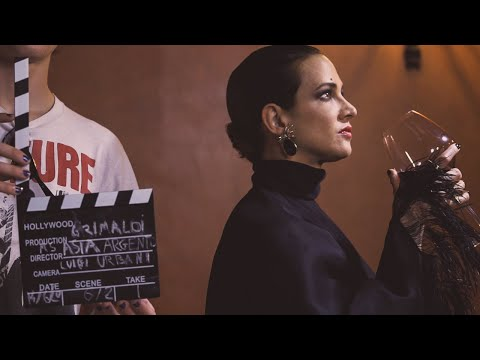 """Ælektra"" | A/W 2020-21 Antonio Grimaldi Couture Collection - A fashion film by Asia Argento"