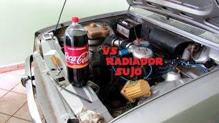 Coca Cola vs Radiador