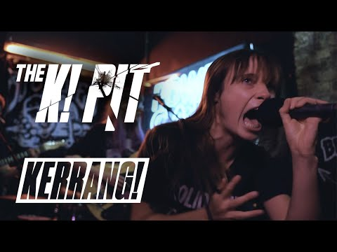 PETROL GIRLS Live In The K! Pit (Tiny Dive Bar Show)