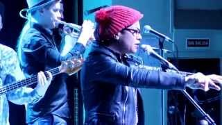 "Nicole Willis & the Soul Investigators - ""I'll Just Sit and Daydream"" [Madrid 5/03/2014]"