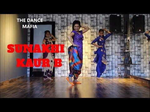 Sunakhi | KAUR B | punjabi Dance , easy...