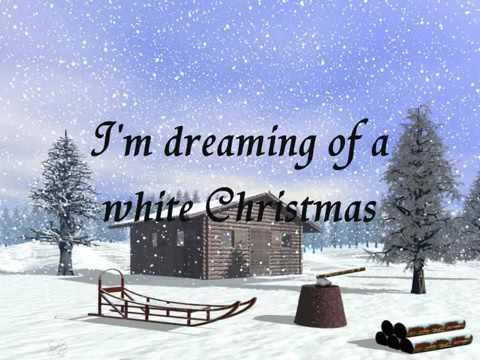 Frank Sinatra   White Christmas lyrics