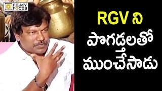 Krishna vamsi about his guru ram gopal varma (rgv) : rare video - filmyfocus.com
