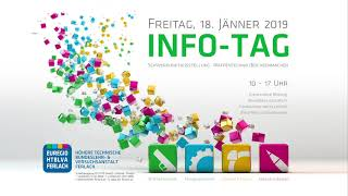 Einladung zum Info-Tag am 18.1.2019