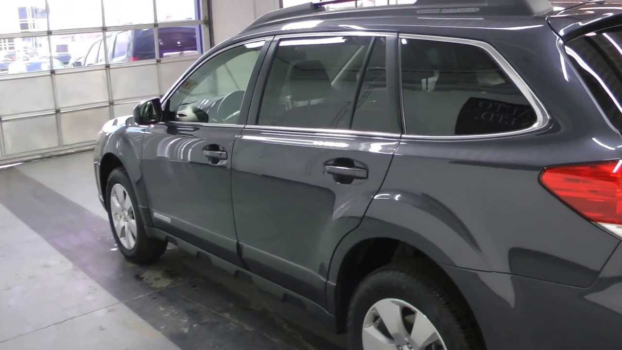 Used 2012 subaru outback awd 36r limited for sale youtube used 2012 subaru outback awd 36r limited for sale vanachro Gallery