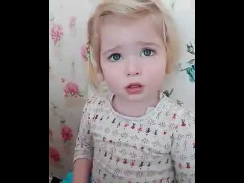 Sweet Blonde Baby