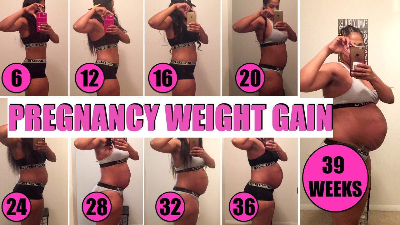 weight loss sign of pregnancy
