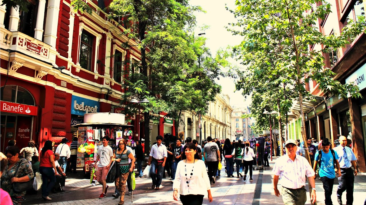 Santiago centro and surrounds chile youtube for Marmolerias en santiago de chile