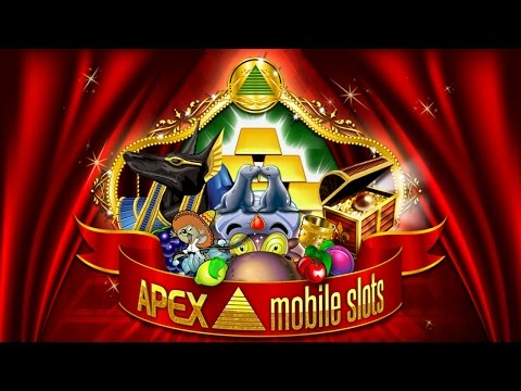 APEX mobile slots - ICE London 2020 - Welcome to ICE London