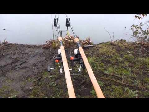 Predator fishing at Bury Hill Old Lake Part 2