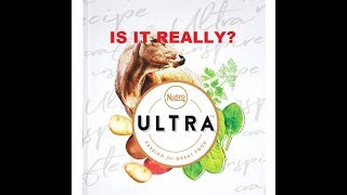 NUTRO ULTRA Adult Dog Food - Natural, Grain Free review