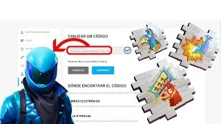 How to REDEEM A CODE In Fortnite Correctly [Tutorial] by Skins, Graffitis,Etc!
