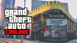 GTA 5 Glitches - How To Get Into The TEQUI LA LA BAR Online (GTA 5 Secret Locations)
