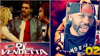 Def Jam Vendetta Walkthrough Gameplay Part 2 - They Fighting Over Ya Boy