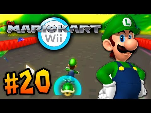 """TIME TO BATTLE!"" - Ali-A Plays - Mario Kart Wii #20!"