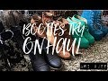 Booties Try On Haul| SimplyBe, Gojane, Steve Madden, & Thrifted!