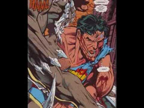 Slideshow: Superman VS Doomsday