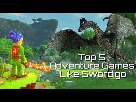 Top 5 adventure games like swordigo ✌😎