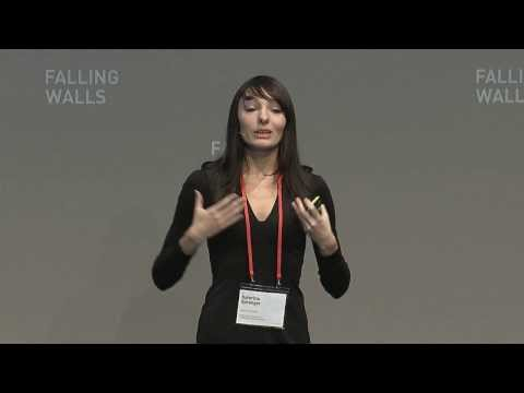 Katerina Spranger -- Falling Walls Young Innovator of the Year 2013