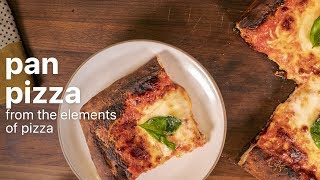 BEST PAN PIZZA by Ken Forkish | From The Elements of Pizza