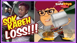 Download lagu CUL0 BOYO DIMARAHI CHEF BARBAR SOK KABEH LOSS | Culoboyo Lucu