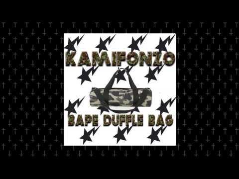 Kami Fonzo - Bape Duffle Bag (Feat. L E A N G O D) (Prod. $ly Ranger)
