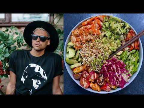 FULL DAY OF EATING RAW VEGAN EXPERIMENT + Nutrient Breakdown