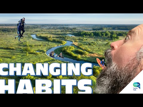 Tanzu Talk: Changing Habits