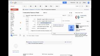 How to locate your email address in Google Gmail