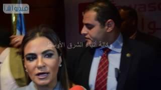 بالفيديو : وزيرة التعاون : تنمية المشروعات الصغيرة يسهم في زيادة دخل الاسرة وتحقيق نمو للاقتصاد