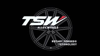 TSW Alloy Wheels - What is Rotary Forging ® Wheel Technology