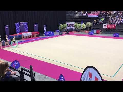 DN1 championnat de France Chambéry 2018