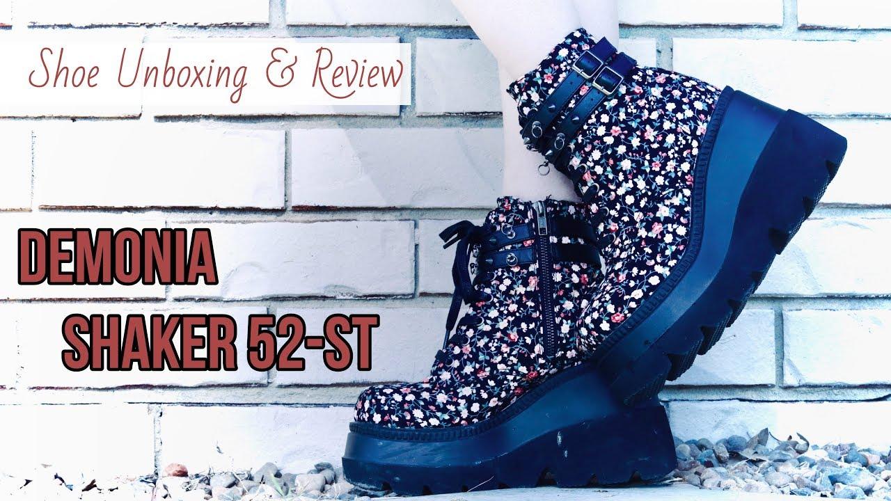 Reeree Review Shaker 52 Demonia StShoe Phillips Unboxingamp; wPZlkuiOXT