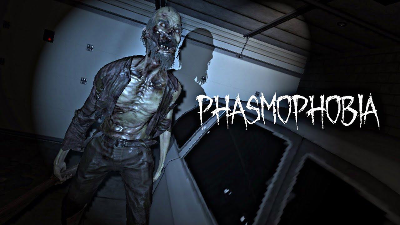 ENCONTRAMOS el FANTASMA de un LEÑADOR en nuestra PRIMERA MISIÓN - Phasmophobia (Horror Game)