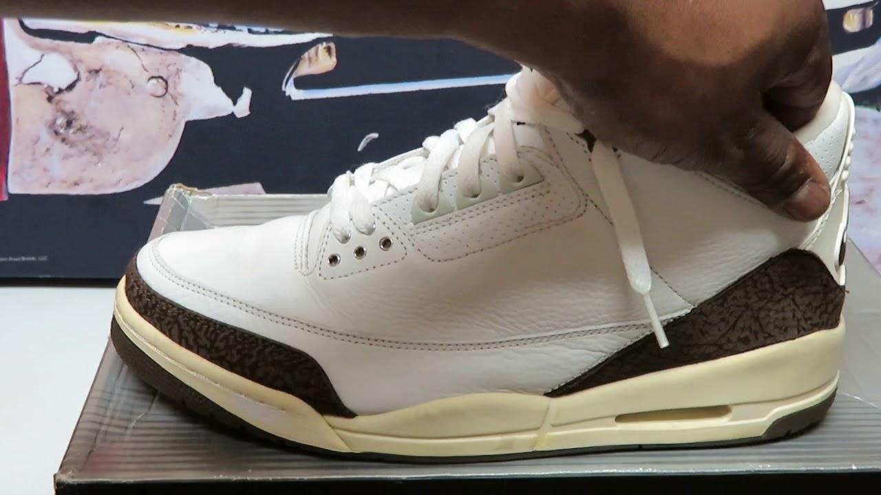 meet 0302b 441f9 🚨2001 Nike Air Jordan 3 Mocha review🚨  Must see this