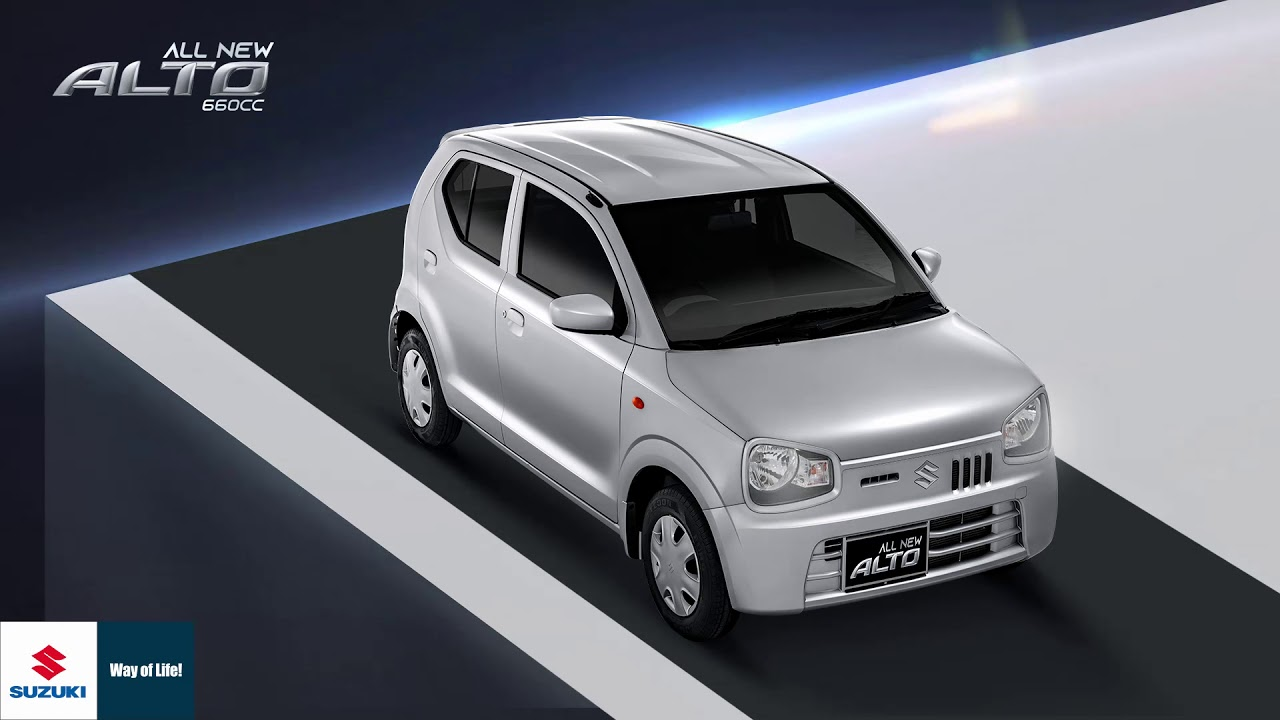 Suzuki   All New Alto 660cc 1 Year Celebration