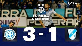 Belgrano 3 VS. Temperley 1 | Fecha 5 | Primera Nacional 2019/2020