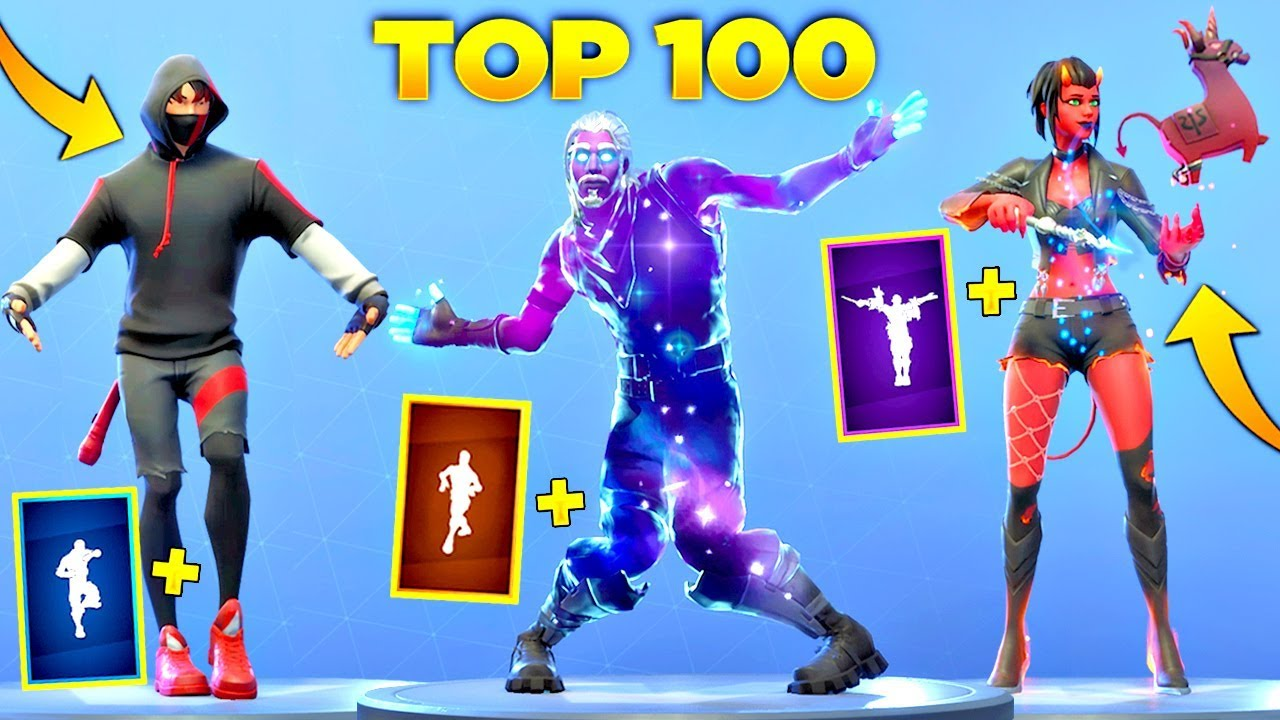 top 100 fortnite dances looks better with these skins fortnite battle royale - the fortnite dances