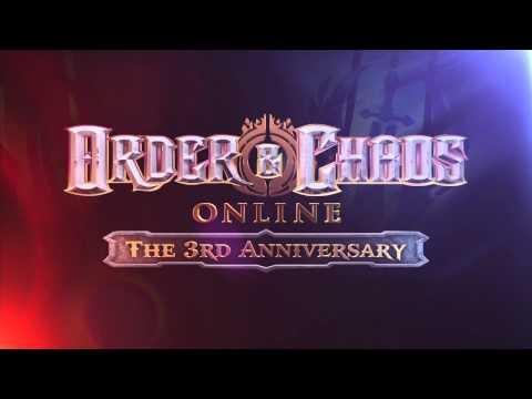 Order & Chaos Online - 3rd Anniversary CGI trailer