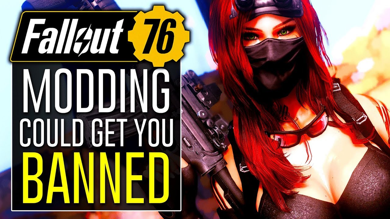 Fallout 76 Mods Could Get You BANNED!? | Ban Wave Rumor