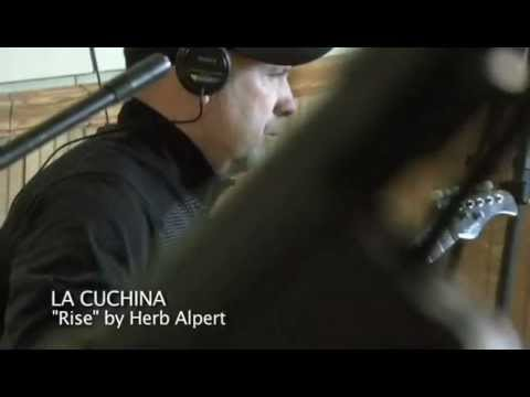 Rise  Herb Alpert performed  La Cuchina at Tera Productions Stroudsburg Studio