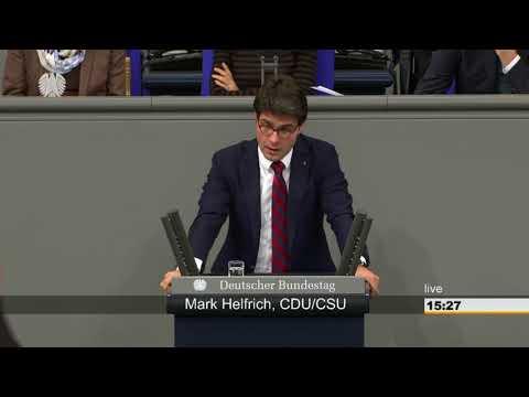 Mark Helfrich: Arbeit und Soziales [Bundestag 24.11.2016]
